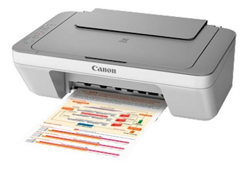 impresora fotofrafica multifuncion  canon pixma mg2410