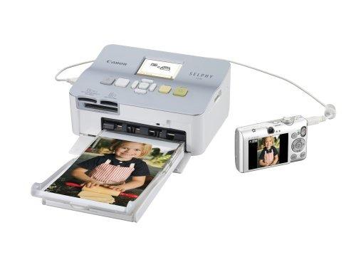 impresora fotográfica compacta canon selphy cp780