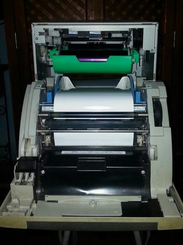 impresora fotográfica mitsubishi cp9550dw