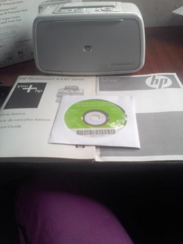 impresora fotografica portatil hp a442