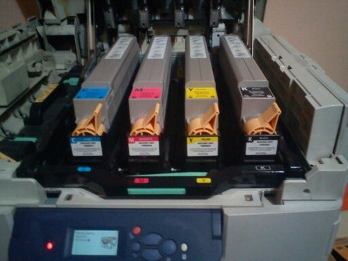 impresora grafica xerox phaser 7400n