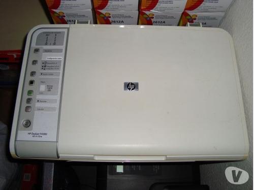 impresora h p, modelo f4280. casi nueva.