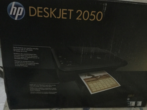 impresora hp 2050 original