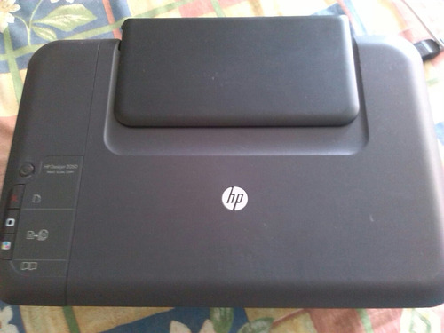 impresora hp 2050 sin cartucho.