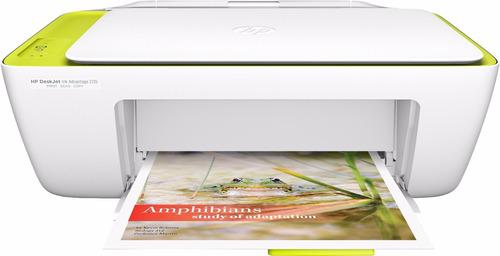 impresora hp 2135 multifuncion escaner + 664 negro extra!