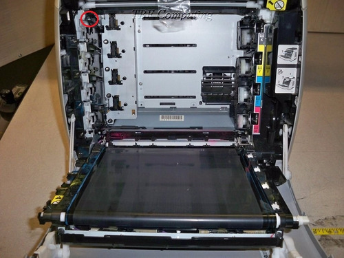 impresora hp 2600n