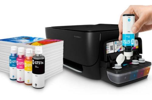 impresora hp 315 multifuncional - tinta continua