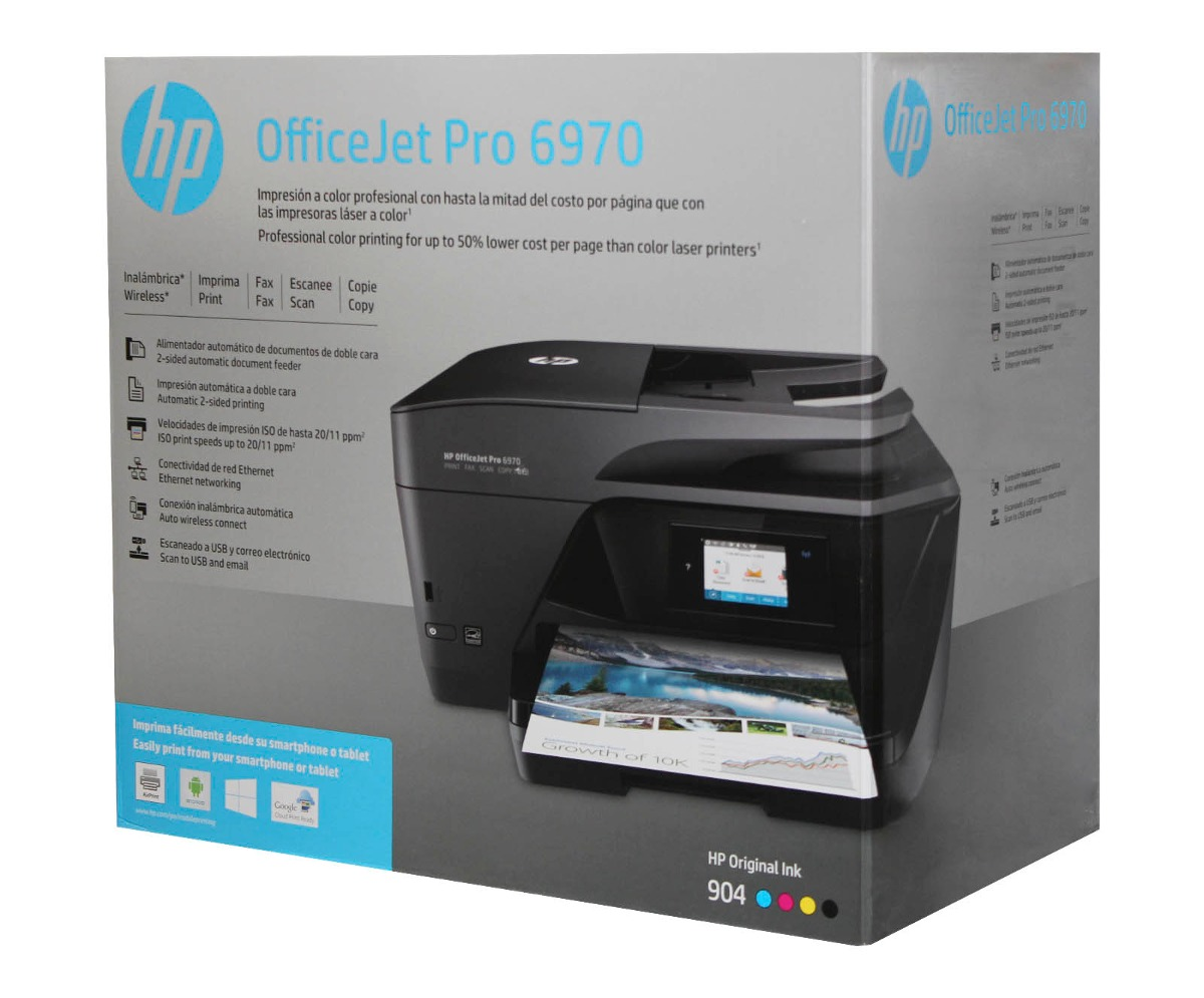 Lujo Impresora Láser A Color Frente A Costo De Inyección De Tinta ...
