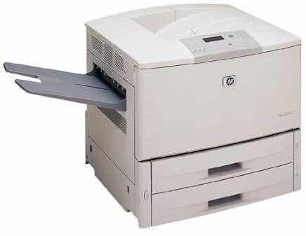 impresora hp 9000 alto rendimiento