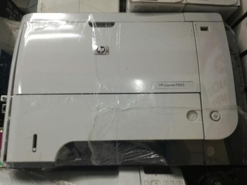 impresora  hp alto rendimiento p3015