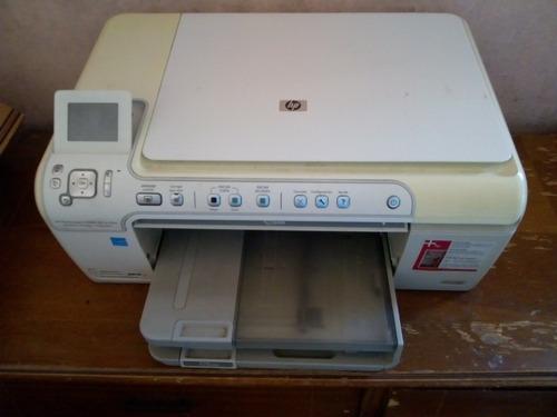 impresora hp c5580