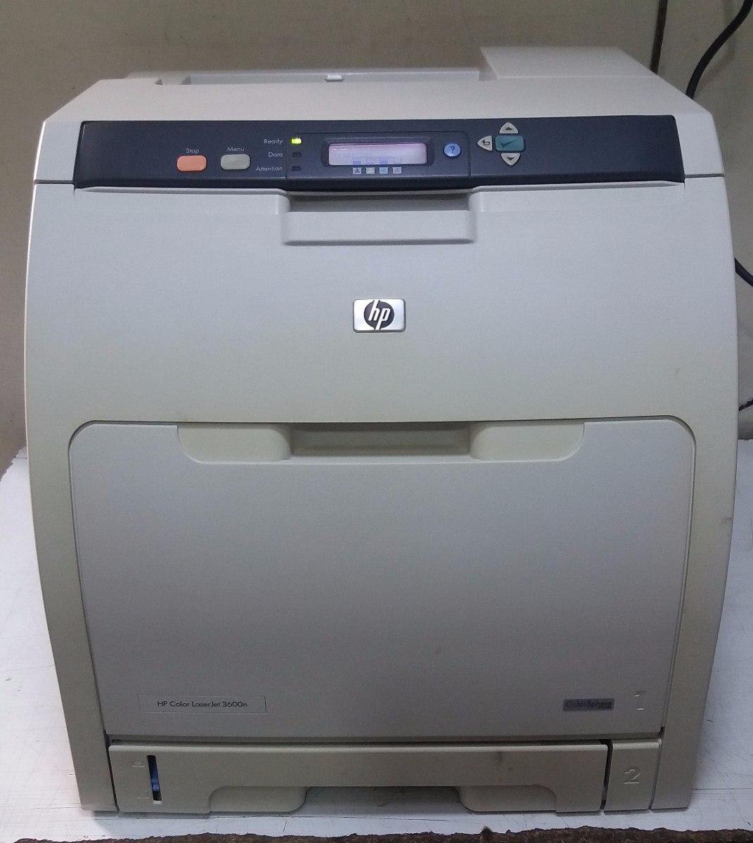 драйвера для принтера hp laserjet 3600