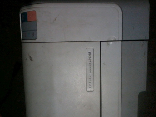 impresora hp color laserjet cp1215 repuestos