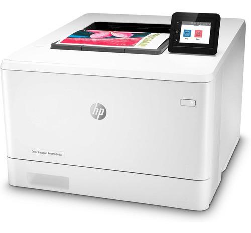 impresora hp color laserjet pro m454dw w1y45a