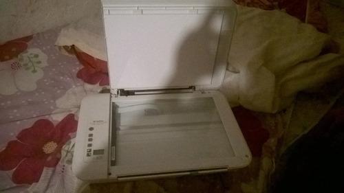 impresora hp, con cartucho original