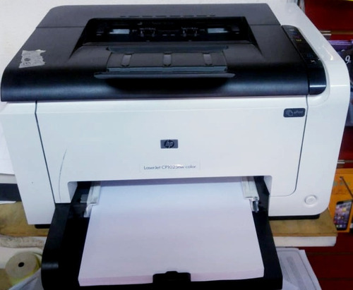 impresora hp cp1025nw laser excelente