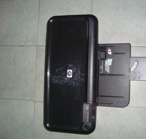 impresora hp d2660 usada, para chequear