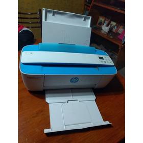 Impresora Hp Deskjet 3775 Wifi Escanea Color Usada