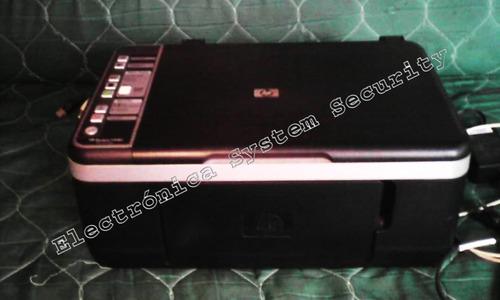 impresora hp deskjet 4180 all-in-one. maracay
