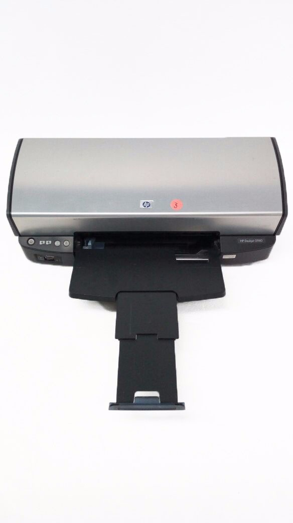 Impresora Hp Deskjet 5940 Photo Printer - $ 1,400.00 en Mercado Libre