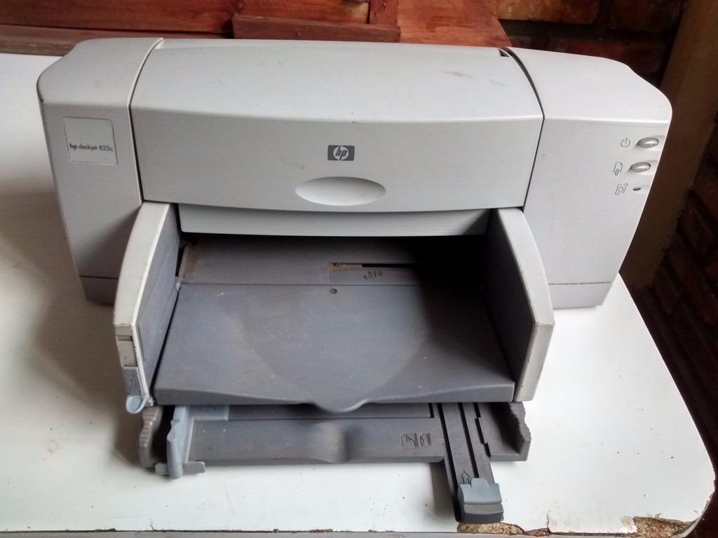 NEW DRIVERS: HP 825C