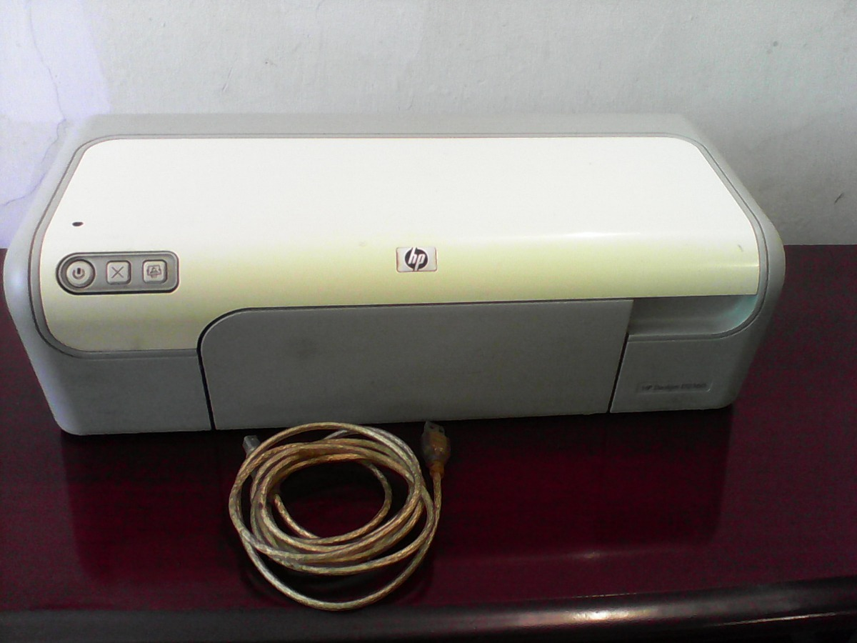 HP DESKJET D2360 DRIVERS WINDOWS 7