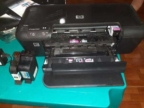 impresora hp deskjet d2660