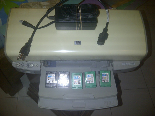 impresora hp deskjet d4160 usada