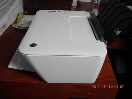impresora hp deskjet ink advantage 1515 casi nueva