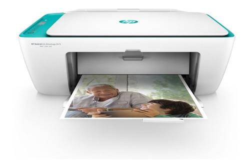 impresora hp deskjet ink advantage 2675 multifuncional wifi