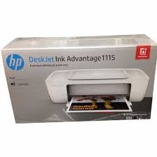 impresora hp ink advantage 1115 iso 7.5 ppm