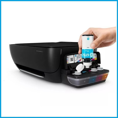 impresora hp ink tank 410 multifuncion con wifi