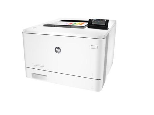impresora hp laser color m452dw wifi duplex red eprint 27ppm m452 452