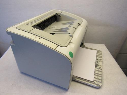 Impresora Hp Laser Jet P1005 Con Toner Funcionando Al 100