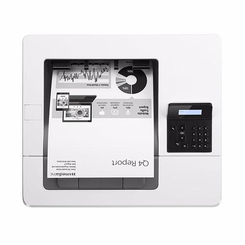 impresora hp laser monocromatica m501dn 501 duplex cuotas