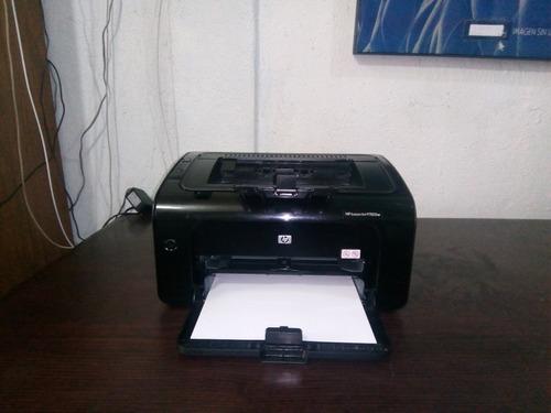 impresora hp laserjet 1102w exelentes condiciones!