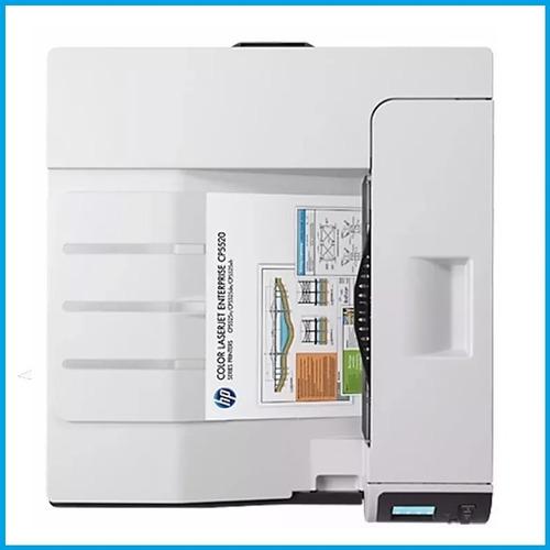 impresora hp laserjet enterprise m750dn color red d3l09a