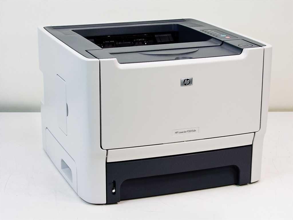 impresora hp laserjet p2015dn con toner y envio gratis 1 en mercado libre. Black Bedroom Furniture Sets. Home Design Ideas