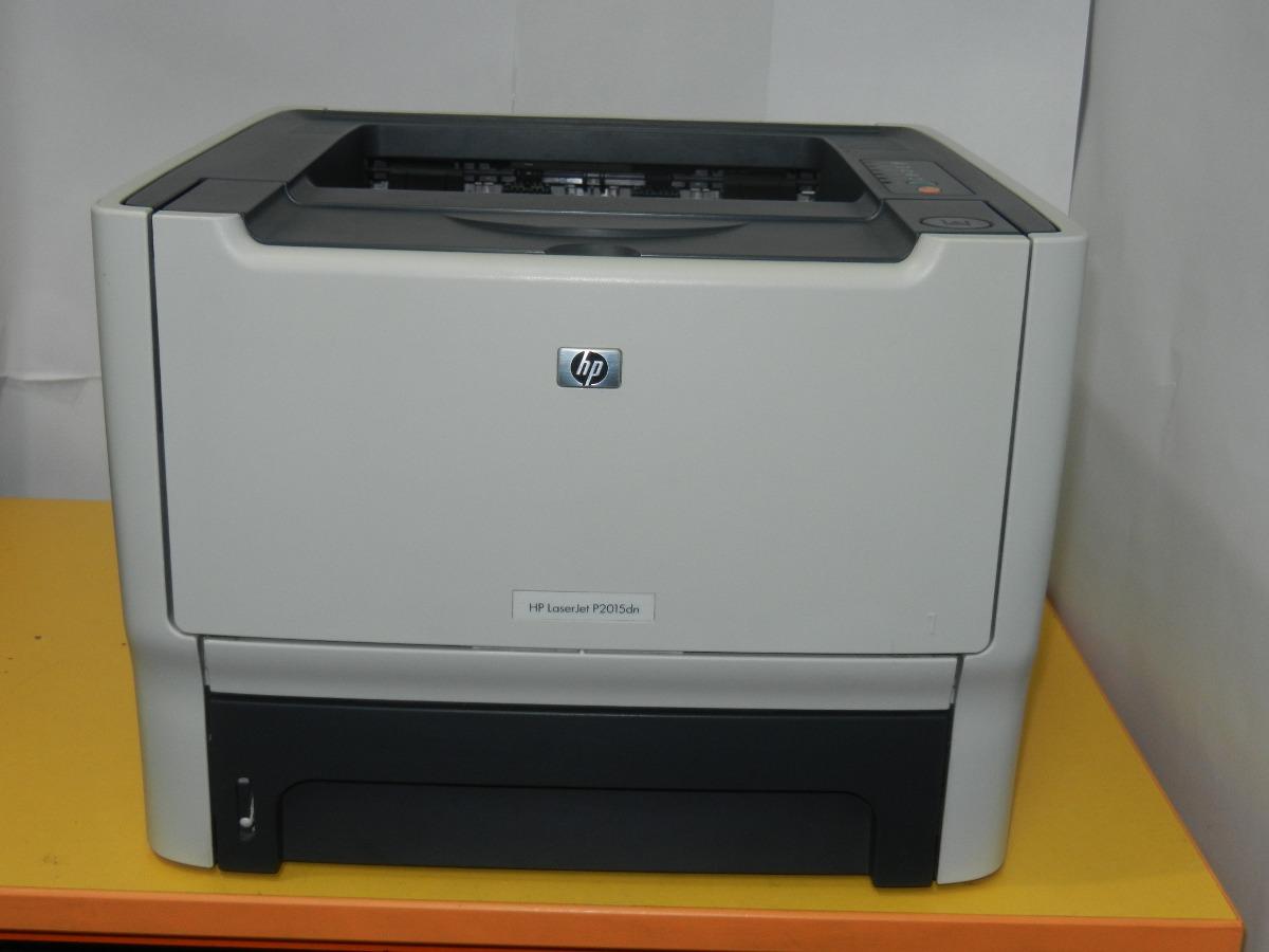 Impresora Hp Laserjet P2015dn Excelente Estado Para
