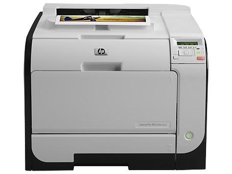impresora hp laserjet pro 400 color m451dn (ce957a)