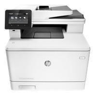 impresora hp laserjet pro 400 color mfp m477fdw