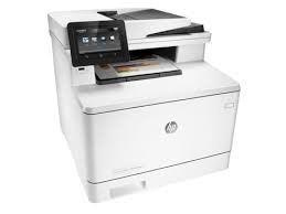 impresora hp laserjet pro 400 color mfp m477fdw - multifunct