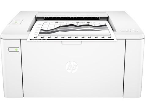 impresora hp laserjet pro m102w monocromatica