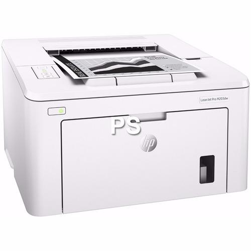 impresora hp laserjet pro m203 m203dw wifi duplex martinez