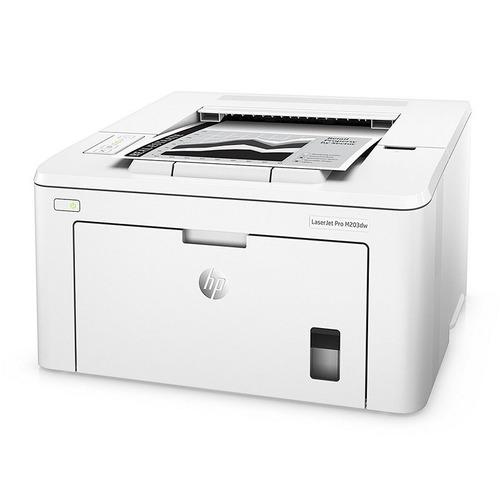 impresora hp laserjet pro m203dw wireless