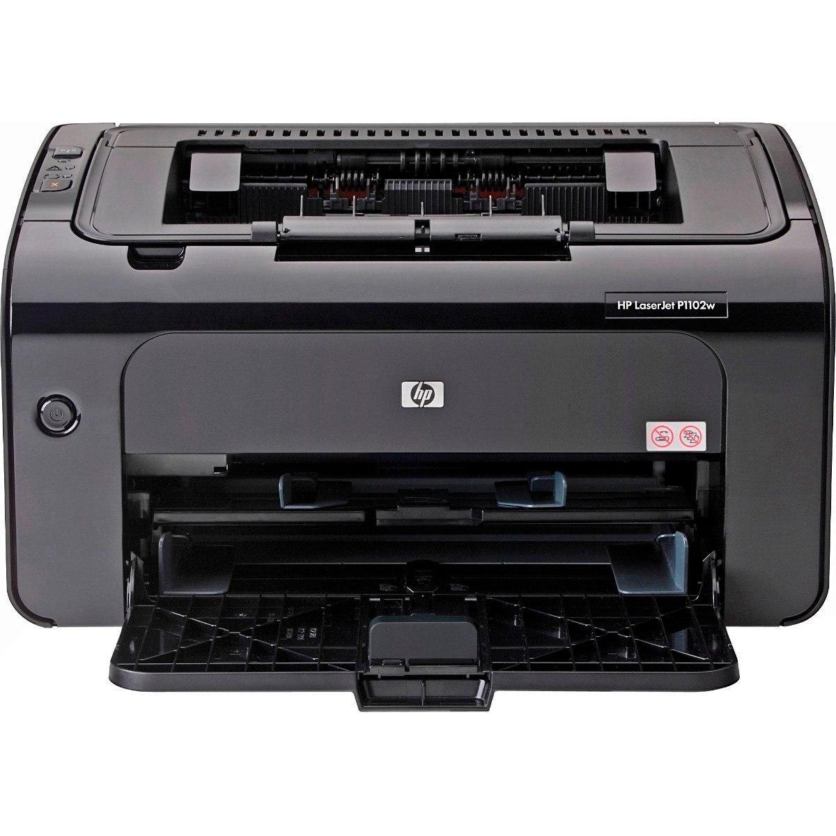 Impresora Hp Laserjet Pro P1102w Ce658a 18ppm Wifi
