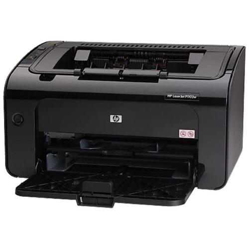 impresora hp laserjet pro p1102w wifi/usb 2.0/8mb-negro