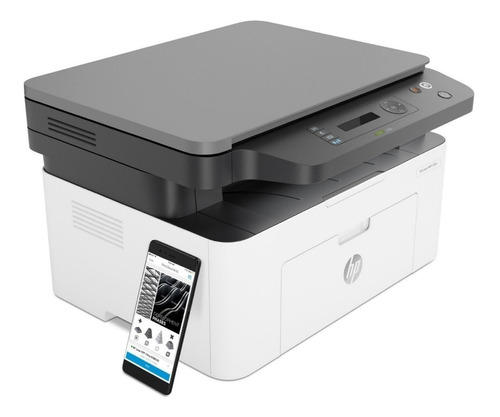 impresora hp m135w multifuncion laser usb wifi 4zb83a m130