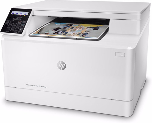 impresora hp  m180nw m180 laser color multifunción wifi