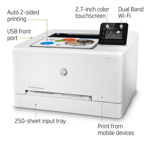 impresora hp m254dw laser a color 202a cf500a usd 335 usd